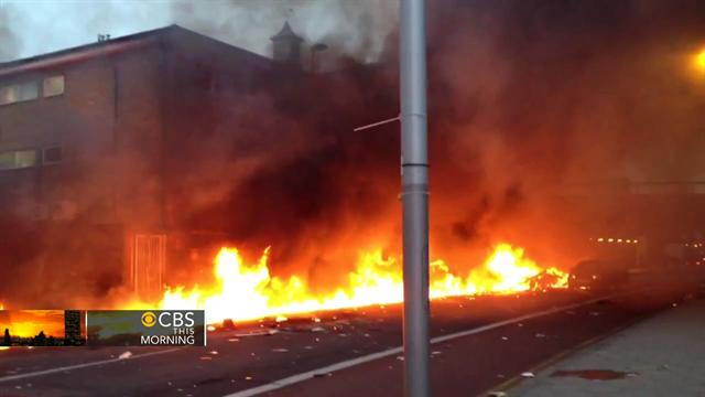 CBS This Morning What's Hot: Eye Opener: Deadly helicopter crash in London