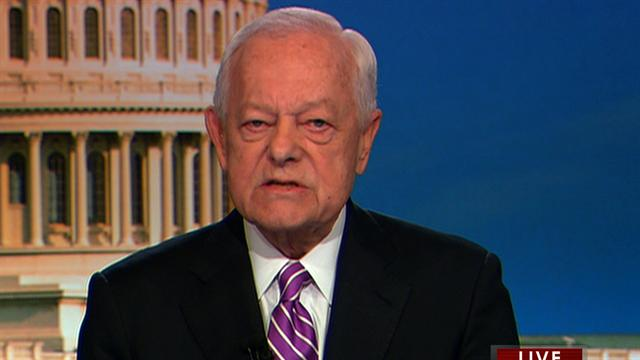 Politics: Schieffer on gun violence: 