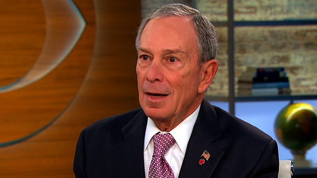 CBS This Morning: Bloomberg: NRA 