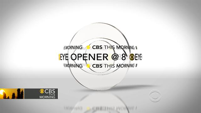 CBS This Morning What's Hot: Eye Opener at 8: Armstrong comes clean