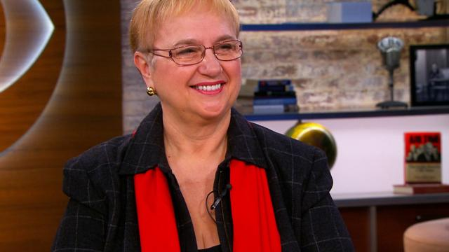 CBS MoneyWatch/Small Business: How chef Lidia Bastianich got her start