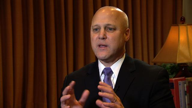 Face The Nation: New Orleans mayor on guns, culture of violence in U.S.