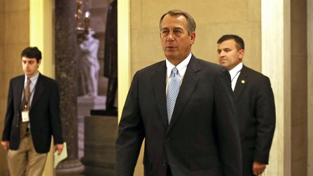 CBS Evening News: House GOP changes course on debt ceiling