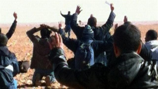 CBS Evening News: Algeria standoff over, 23 hostages dead