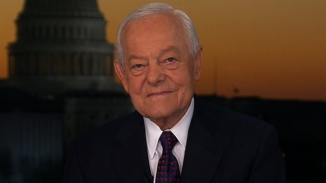 CBS This Morning Politics and Power: Schieffer on Inauguration Day: