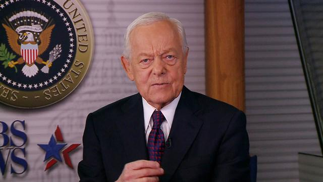 CBS Evening News: Bob Schieffer on Obama's