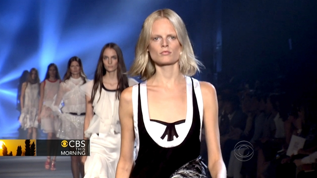CBS This Morning : Pop Culture: Prabal Gurung on Fashion Week, collection for Target