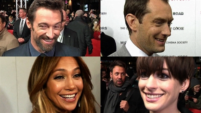 Entertainment: Stars discuss Valentine's Day plans