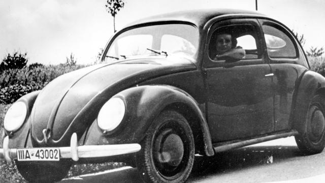 Sunday Morning: Almanac: The VW Beetle