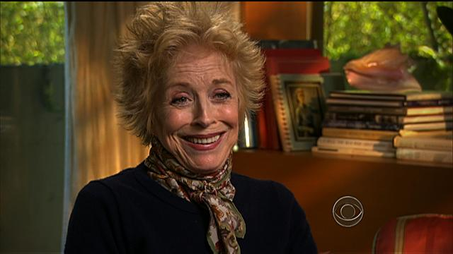 Sunday Morning: Q&A with Holland Taylor