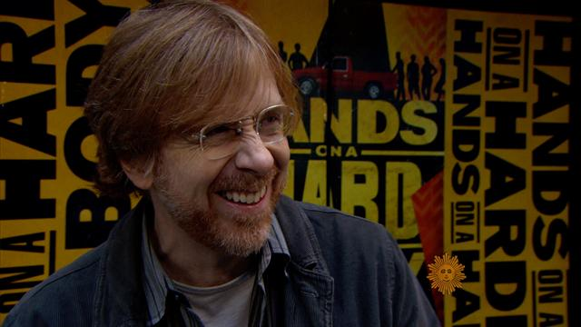 Sunday Morning: Trey Anastasio makes his Broadway bow