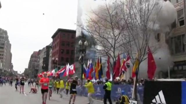 World: Boston bombings: Who's behind them?