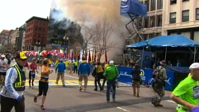 Moving ahead with Boston bombing investigation