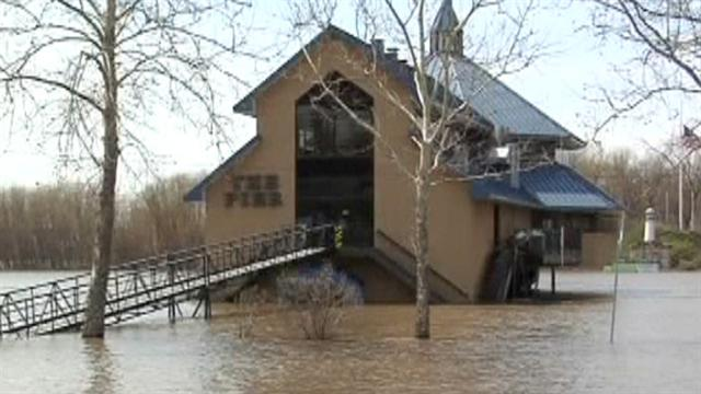 CBS This Morning: Major flooding reported in six states