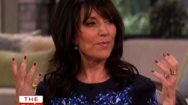 Entertainment: Katey Sagal talks