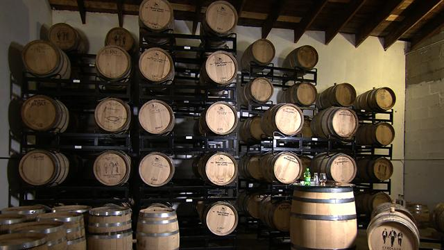CBS This Morning Lifestyle: Craft distillers take on big liquor brands