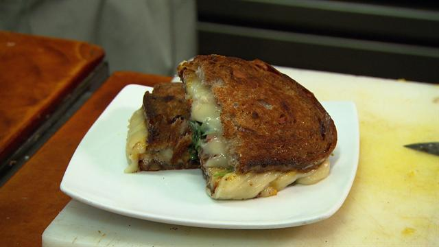 Web extra: How to make a grilled cheese sandwich