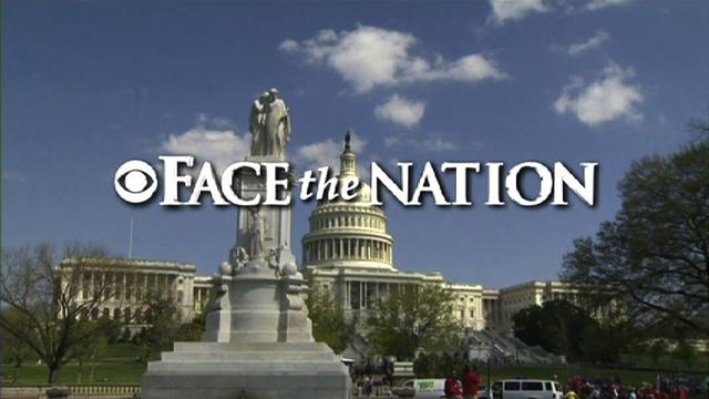 Open: This is Face the Nation, May 12