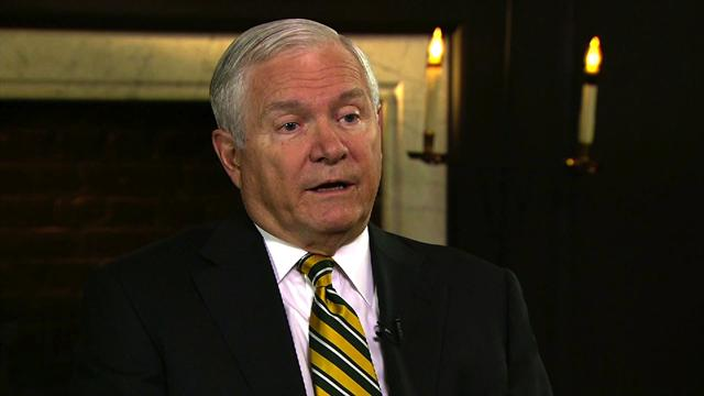 Face The Nation: Gates defends Obama administration on Benghazi