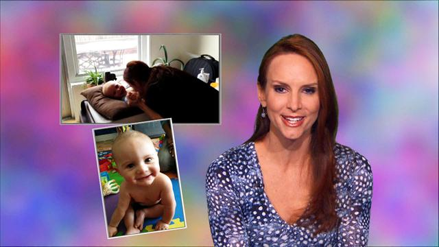 Sunday Morning: Faith Salie: First Mother's Day as a mom
