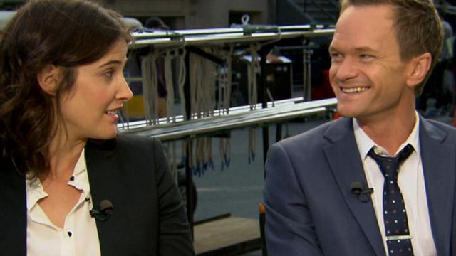 CBS This Morning : Pop Culture: Neil Patrick Harris, HIMYM cast talk series, Season 8