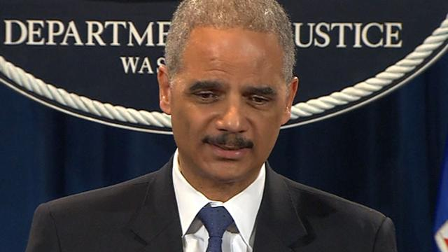 CBS This Morning Politics and Power: Holder to face questions over