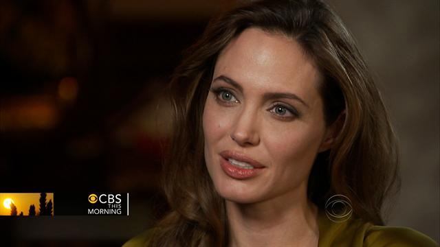 CBS This Morning : Pop Culture: Brad Pitt opens up about Angelina surgery news
