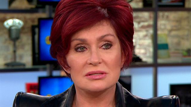 CBS This Morning : Pop Culture: Sharon Osbourne: Angelina Jolie made 