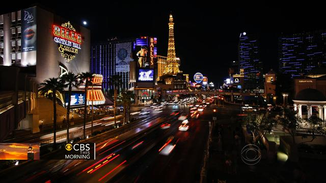 CBS This Morning What's Hot: All That Mattered: Las Vegas turns 108 years old