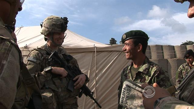 CBS Evening News: Are Afghan troops ready to take over?