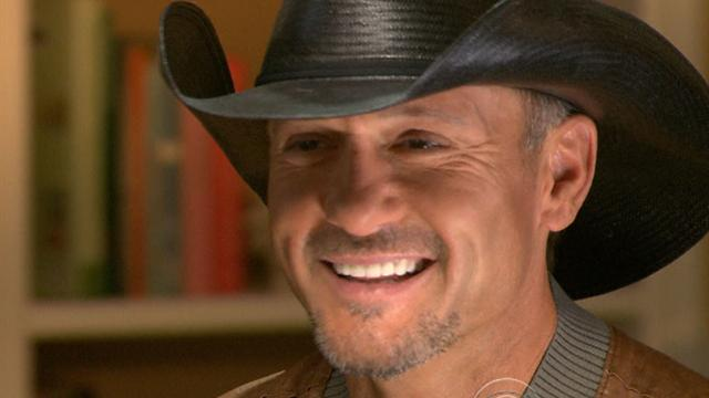 CBS This Morning : Pop Culture: Tim McGraw talks