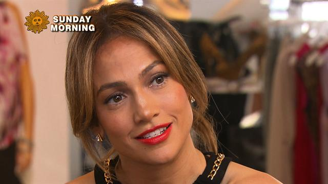 CBS This Morning : Pop Culture: Jennifer Lopez talks fashion versus music