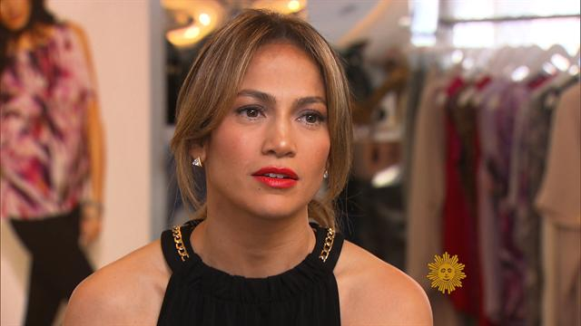 Sunday Morning: Preview: Lopez on fashion line: 