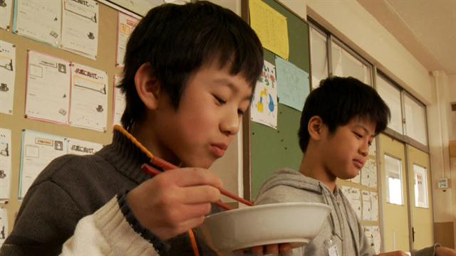 CBS This Morning : Saturday: Healthy lunches for Japanese kids