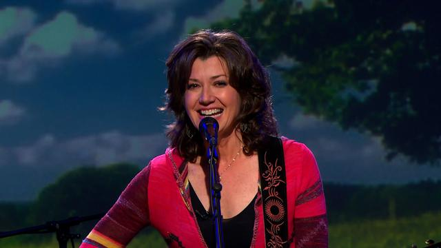 CBS This Morning : Saturday: Second Cup Cafe: Amy Grant