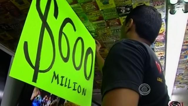CBS Evening News: Final countdown to record Powerball jackpot