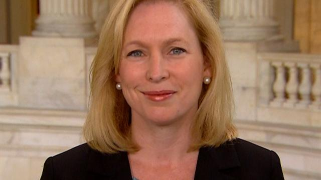 CBS This Morning Politics and Power: Gillibrand on Fort Hood sex assault: