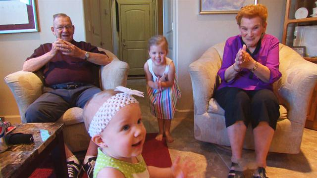 Sunday Morning: The benefits of multi-generational homes
