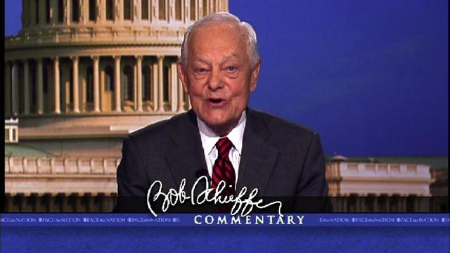 Face The Nation: Schieffer: