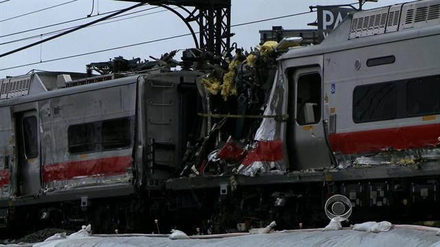 CBS Evening News: Train collision will cause major headache for commuters