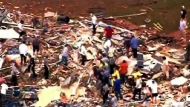 U.s.: At least 51 dead after tornado strikes outside Oklahoma City