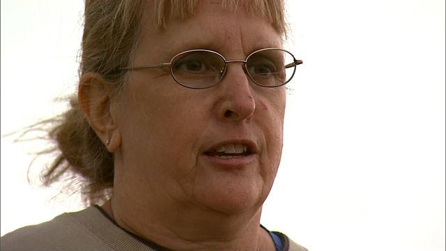 CBS Evening News: Tornado survivor: