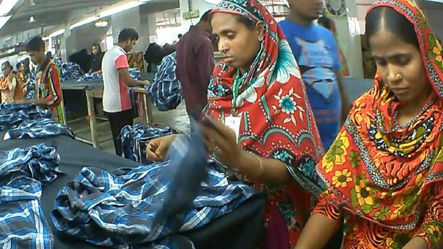 CBS Evening News: Undercover in a Bangladesh clothing factory
