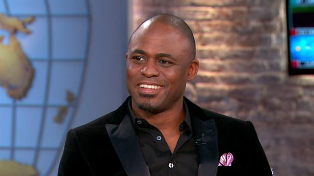 CBS This Morning : Pop Culture: Wayne Brady on Bill Maher: Black man comment