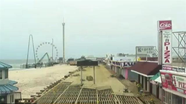 CBS This Morning: Jersey Shore up and running for Memorial Day