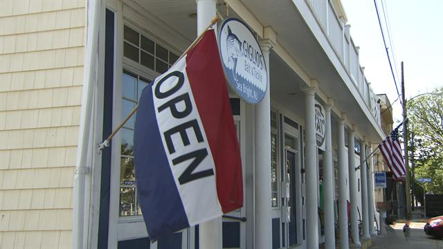 After superstorm Sandy, the Jersey Shore is open for business