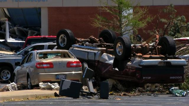 CBS Evening News: 6/1: Deadly tornadoes strike Oklahoma City; Massive protests across Turkey