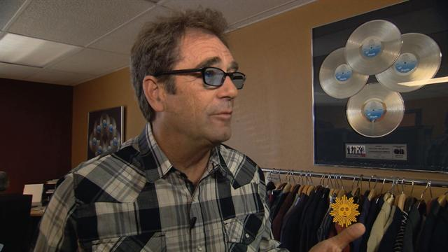 Preview: Huey Lewis and his stage wardrobe