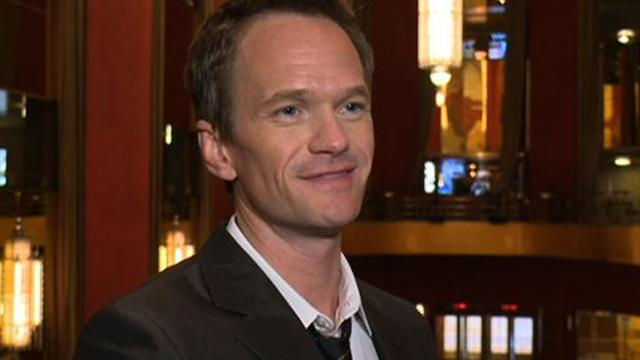 Entertainment: Tonys 2013: Host Neil Patrick Harris at final rehearsals
