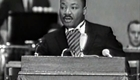 Martin Luther King Jr. accepts Nobel Prize: 1964